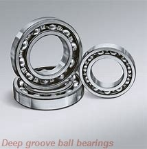 17 mm x 35 mm x 10 mm  skf 6003-RSH Deep groove ball bearings