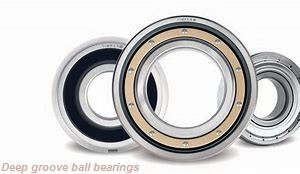 7 mm x 13 mm x 4 mm  skf WBB1-8707-2Z Deep groove ball bearings