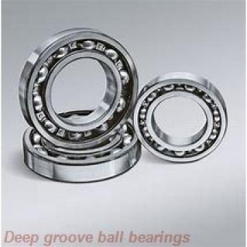 180 mm x 250 mm x 33 mm  skf 61936 MA Deep groove ball bearings