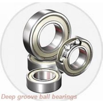 60 mm x 130 mm x 31 mm  skf 6312-RSH Deep groove ball bearings