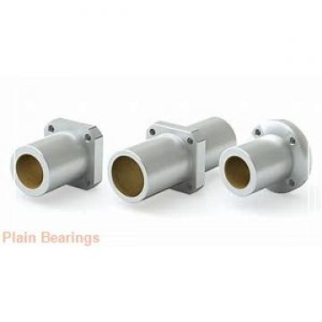 12,7 mm x 15,081 mm x 15,875 mm  skf PCZ 0810 E Plain bearings,Bushings