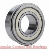 120 mm x 260 mm x 55 mm  NTN 7324B Single row or matched pairs of angular contact ball bearings